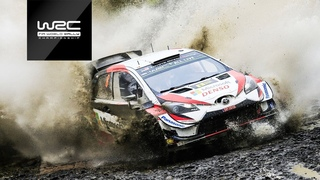WRC - Wales Rally 2019: Highlights Stages 11-13