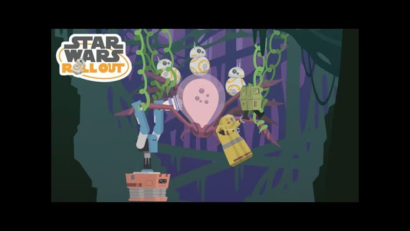 BB 8 and the Jungle Adventure Chapter 3