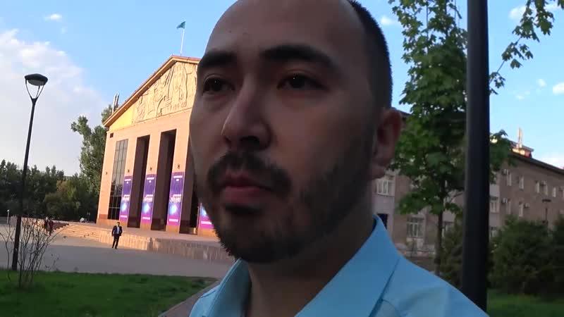 Qazaq speakers Ануар Беисов