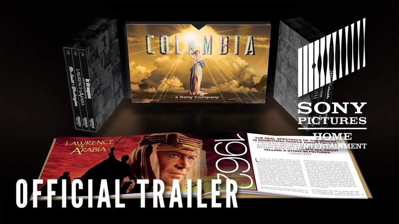 Columbia Classics 4K Ultra HD Collection OFFICIAL TRAILER Available June 16th