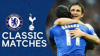 Chelsea 5-1 Tottenham   Drogba & Lampard Wonder Goals Sink Spurs   FA Cup Classic Highlights