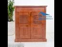 Tủ Giầy gỗ Xoan 2 Cánh giá rẻ nhất Hà Nội giá chỉ có 850k