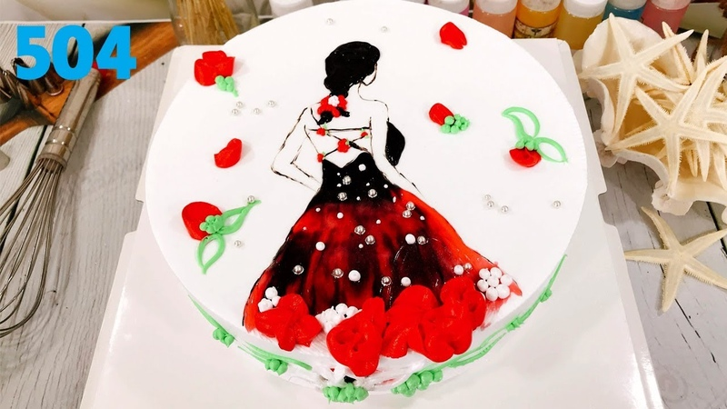 Best Cake Decorating Design Ideas 2019 (504) Học Làm Bánh Kem Nhanh Đẹp (504)