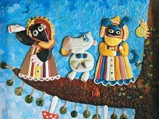 Пластилиновая ворона (1981) Советский мультик Золотая коллекция