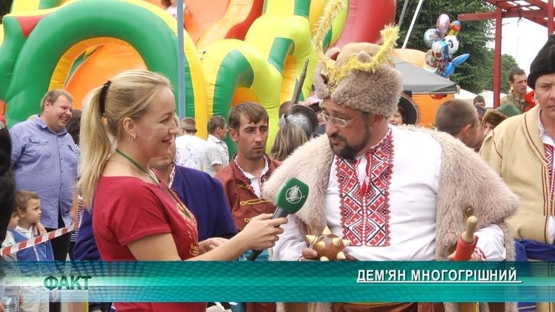 На Чернігівщині відгуляли традиційний Миколаївський ярмарок | Телеканал Новий Чернігів