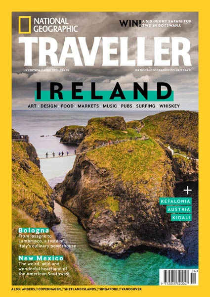 National Geographic Traveller UK April 2020