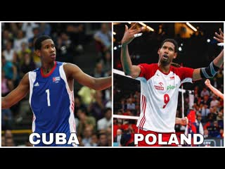 Wilfredo leon cuba and poland national team best actions (hd)