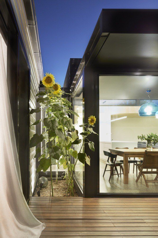 Pod House by Nic Owen Architects in elbourne, Australia