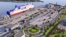 Nowy publiczny terminal promowy w Porcie Gdynia. Zobacz wizualizację