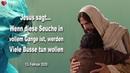 WENN DIESE SEUCHE IN VOLLEM GANGE IST, WERDEN VIELE BUSSE TUN WOLLEN ❤️ Liebesbrief von Jesus