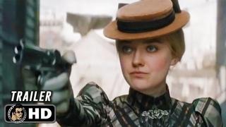 THE ALIENIST: ANGEL OF DARKNESS Official Trailer (HD) Dakota Fanning