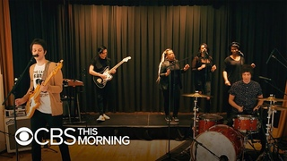 """Saturday Sessions: iDKHOW performs """"Leave Me Alone"""""""