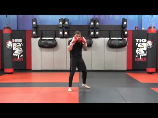 Kickboxing Classes for Adults - E10 - Beginner - Sensei Jimmie Rivera _ Tiger Sc
