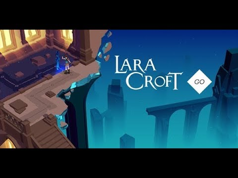 Lara Croft GO gratis android game first look gameplay español