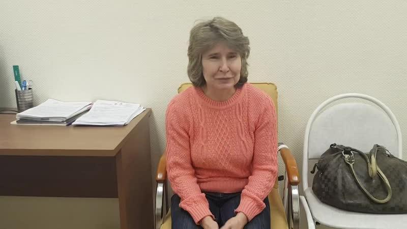 Отзыв пациента межпозвоночная грыжа