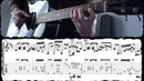 Just the two of us Bill Withers Ben T Zik guitar cover SOLO 10 with SCORE TAB
