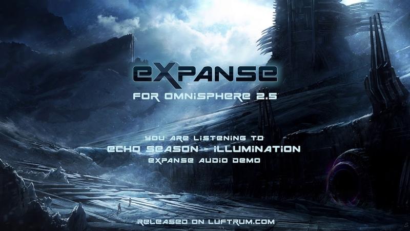 Expanse - Soundset for Omnisphere 2.5