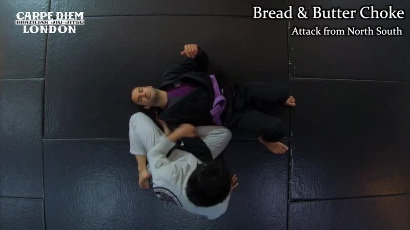 Armpit Armbar from North South ¦ N S Position Concept Bread and Butter Choke ¦ Sneaky Armlock