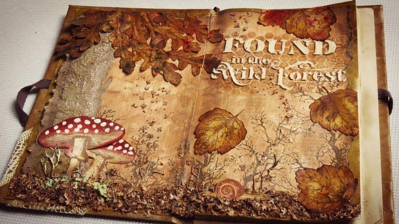 Art Journal Autumn