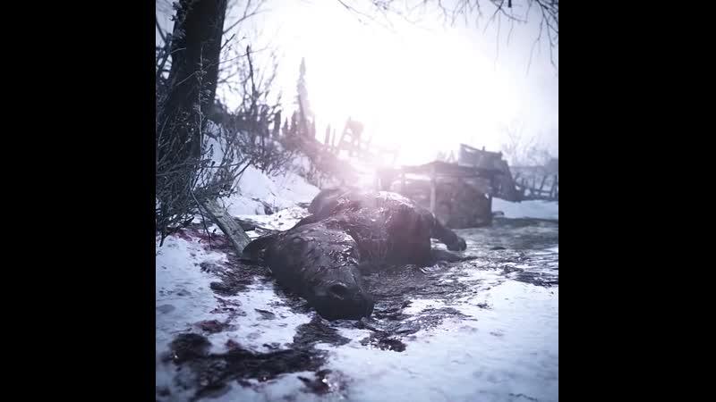 Capcom анонсировала Resident Evil 8 VillageVillage - продолжит сюжетную линию седьмой части серии. В игре сохранится вид от пе