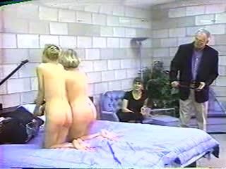 Nuwest nwv 266 two punished blonds (bdsm,бдсм, подчинение, порка)