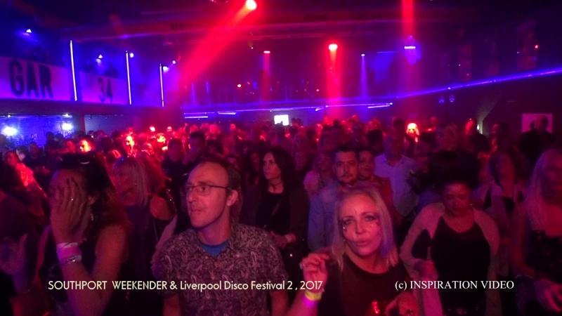 Dj Jazzy Jeff Liverpool Disco Festival 2017
