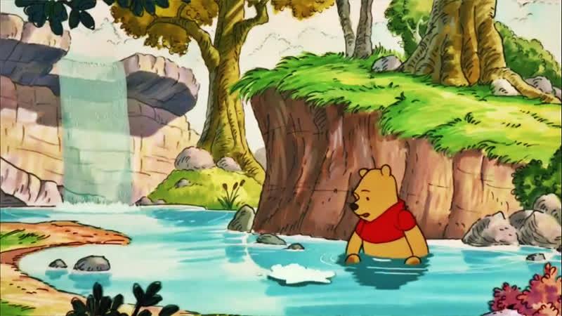 22 Праздник дело серьёзное Подмена ♥ Приключения Винни Пуха Мультики для детей cartoons