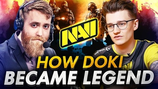 How Doki Became Legend (NAVI Rainbow Six Interview)