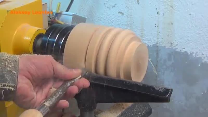 Емкости для продуктов DIY Wooden containers for products