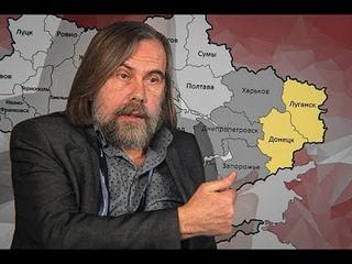 Украинский политолог рассказал, почему на Украине русские не устраивают акции протеста