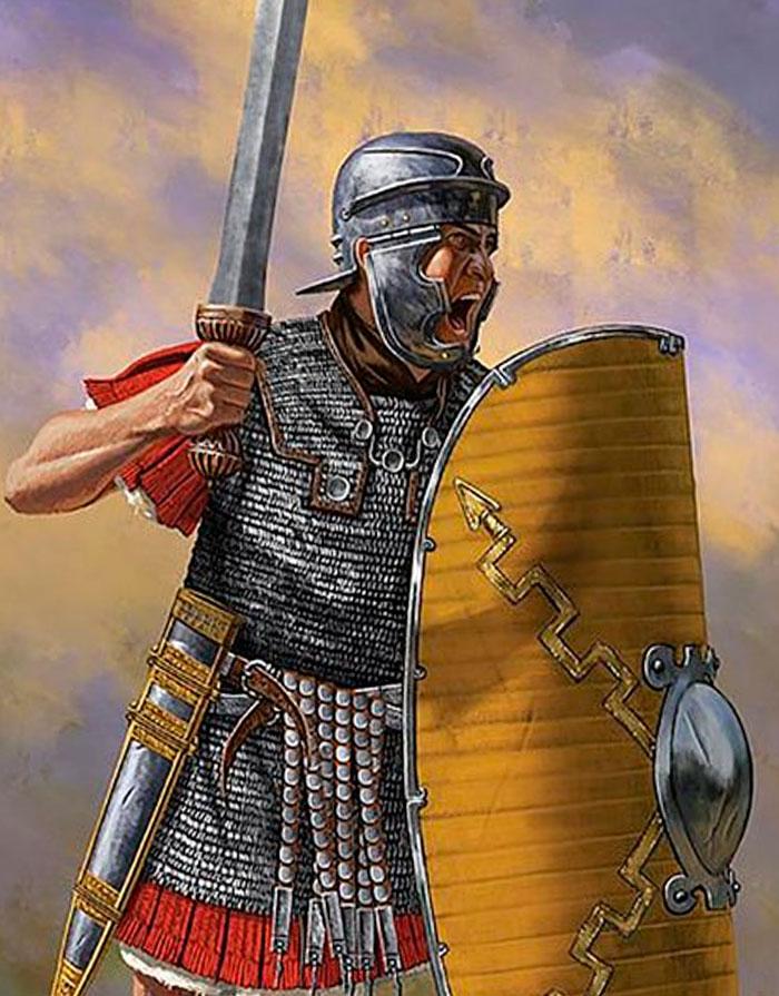 Легионер Цезаря