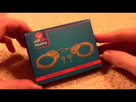 Vurgun 3020 Handschellen Turkey Handcuffs Menottes Kajdanki Manette Handfängsel TR