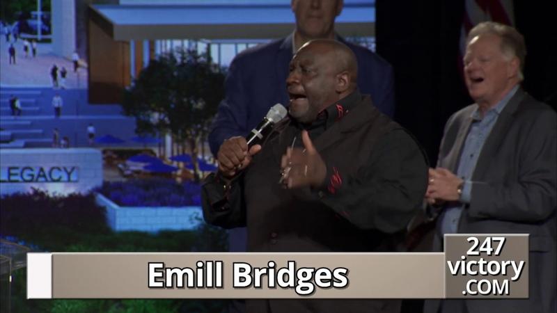 Emil Bridges Every Praise in Florida