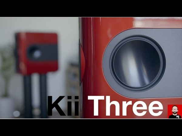 Removing the room with the Kii Audio Three loudspeaker system