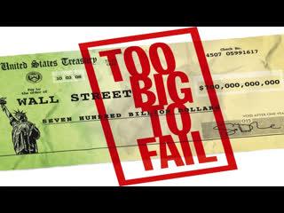 Слишком крут для неудачи / Too Big to Fail (2011) QHD