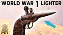 Rare Lighter Restoration World War 1 Trench Build