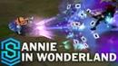 Annie in Wonderland VFX Update Skin Spotlight - Pre-Release - League of Legends
