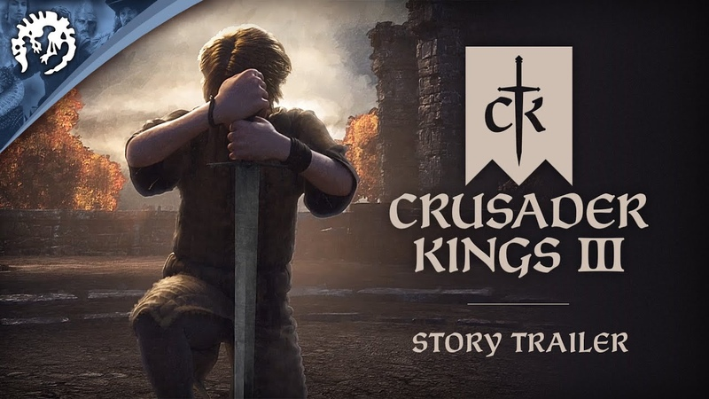 Crusader Kings III Story Trailer Real Strategy Requires Cunning