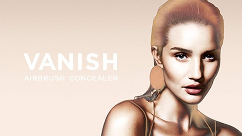 NEW Vanish Airbrush Concealer with Rosie Huntington Whiteley Hourglass Cosmetics