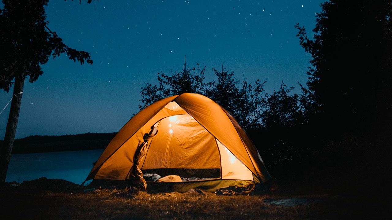Картинки отдых на природе с палатками, сделать открытку