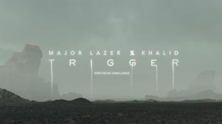 Major Lazer & Khalid - Trigger (Official Music Video)