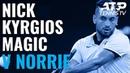 Nick Kyrgios Magic in Win vs Norrie | ATP Cup 2020