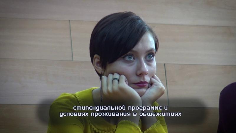 Делегация АлтГУ посетила ВКГТУ