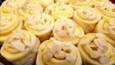 ЭТО ПРОСТО БОМБА! Сворачиваем и выпекаем! Неимоверно Вкусные Сахарные БУЛОЧКИ - Мягкие и Воздушные!
