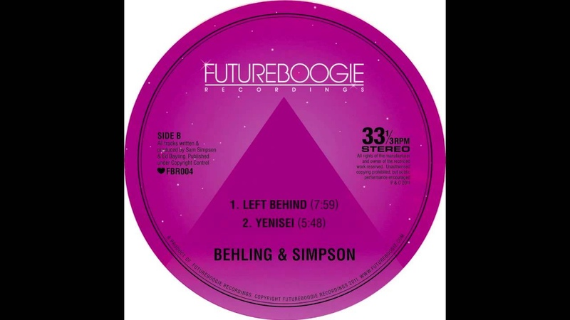 Behling Simpson - Left Behind