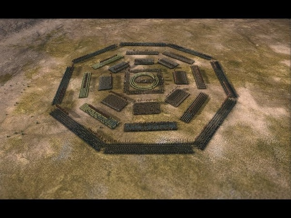 Total War Three Kingdoms Zhuge Liang Eight Gates Formation