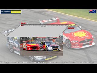 Virgin Australia Supercars Championship: Truck Assist Sydney SuperSprint, Гонка 3,  [A21 Network]