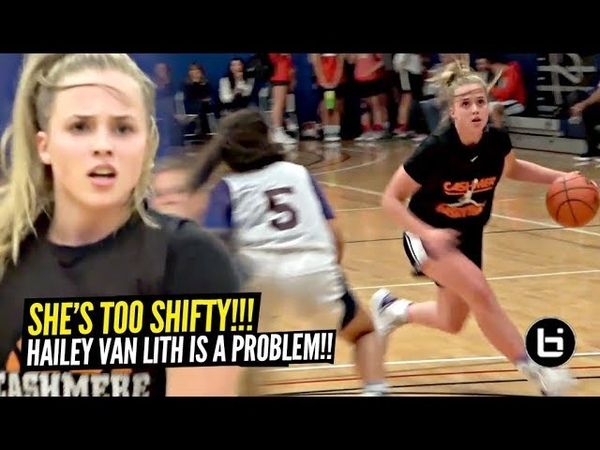 Hailey Van Lith Is TOO SHIFTY Crossing Up Everybody Watch Your ANKLES