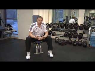 Евгений Бурин. Скоростная выносливость. Беговые упражнения