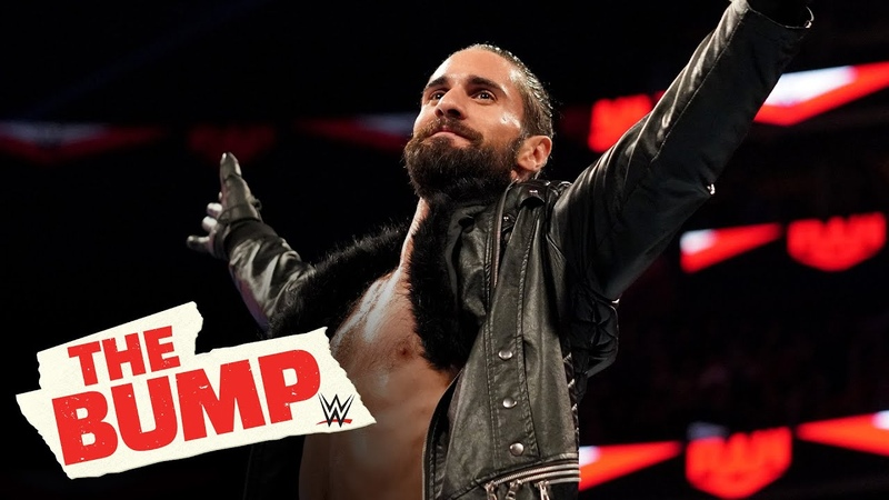 Seth Rollins comes through to burn it down AGAIN WWE's The Bump March 25 2020